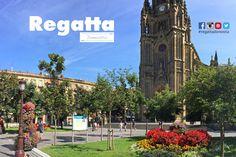 Que donde se come bien cerca de la catedral del #BuenPastor de #Donostia #SanSebastian ? Pués en la c/Hondarribia 20 en el menú de mediodía del #regattaDonostia de 12:30 a 16h con más de 20 platos a elegir. Y si te despistas con el horario no te preocupes que tenemos la cocina abierta todo el día con ensaladas pintxos bocadillos hamburguesas...