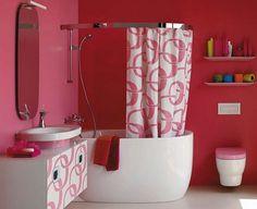 desain kamar mandi anak perempuan sederhana terbaru