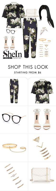 """""""LM"""" by yendry-mariela-garcia-perez ❤ liked on Polyvore featuring M&S, River Island, Forever New, Chloé, Forever 21 and Rebecca Minkoff"""