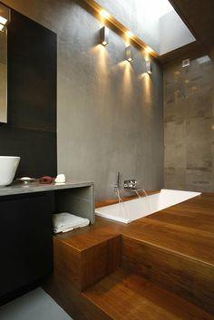 Loft Cube, Torino designed by Fabio Fantolino Architect :: bathroom
