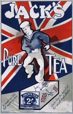 Advertising showcase | The National Archives Jack's Pure Tea, 1899 Catalogue reference: COPY 1/146(ii) (27)