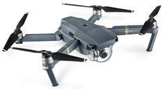 View DJI Mavic Pro Fold Up Drone