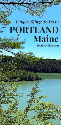 Portland, Maine. Yes, the other Portland. You will find plenty of delicious lobster and seafood but that's just the start of all the things there are to do in Portland, Maine. Head to the east coast and enjoy arts, leisure and of course great food.   We g