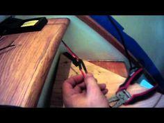 Motion Sensor LED Stairs - YouTube