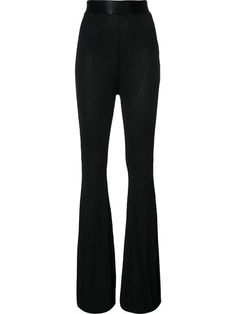 ELLERY ribbed flared trousers. #ellery #cloth #팬츠