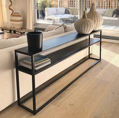 Home Room Design, Home Interior Design, Living Room Designs, Living Room Decor, Loft Furniture, Living Furniture, Sofa Table Decor, Style Loft, Cosy Room