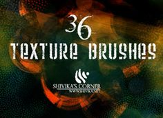 500+ Photoshop Textures Brushes: Creating Textures in Photoshop