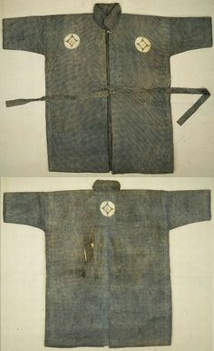 Shitagi / gusoku shita (under armor shirt).