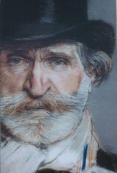 Giuseppe Verdi jeho jméno bylo psáno jako vítězné heslo prvního krále sjednocené Itálie: V. E. R. D. I. = Vittorio Emanuele Re D'Italia.