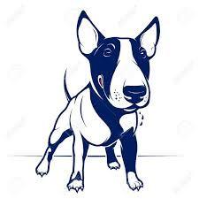 Afbeeldingsresultaat voor bull terrier tattoo