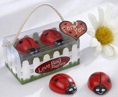 Love Bug Magnet Wedding Favour