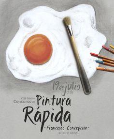 Se convoca el Premio de Pintura Rápida Francisco Concepción 2014 #LaPalma #Canarias