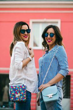 #miss_s_design #sisters  #handmade #bag #lolabag #spring #ootd #fashion #style #stripes