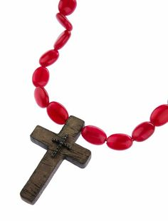 Zeus+Δione - red stones, wooden cross with black diamonds cross. Wooden cross made at Mount Athos (! Red Stones, Diamond Cross, Black Diamonds, Greece, Jewellery, Inspiration, Fashion, Greece Country, Biblical Inspiration