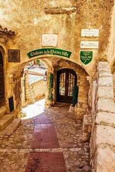 Eze Village , France