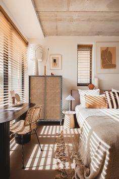 The Other Season applies natural palette to Dutch seaside hotel. Contemporary Interior, Modern Interior Design, Interior Architecture, Zara Home, Amsterdam Houses, Ikea, Deco Boheme, Hotel Interiors, White Walls