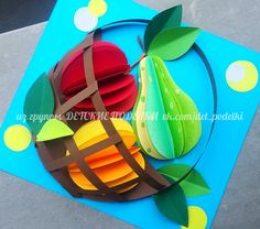 Autumn Leaves Craft, Autumn Crafts, Fall Crafts For Kids, Summer Crafts, Art For Kids, Diy And Crafts, Arts And Crafts, Paper Plate Crafts For Kids, Paper Crafts