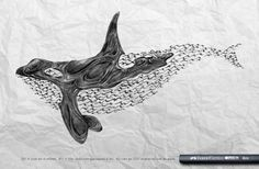 Faber-Castell: Whale