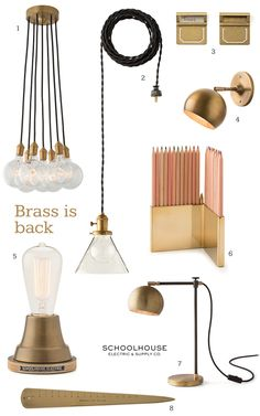 Brass is Back