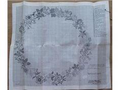 Clara Waever mönster Krans 5-2240