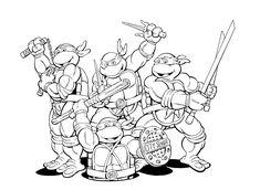 Ninja Turtles T Shirt   Ninja turtles and TMNT