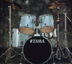 My Tama vintage swingstar kit