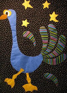 Quilt - MooseStash Quilting: For the Birds Blog Hop