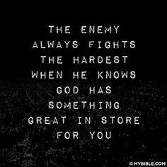 Be aware ...
