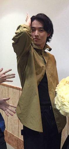 Kento Yamazaki.. 山﨑賢人