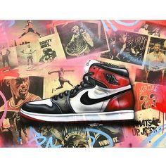 #sneakerart #artist @pscottart