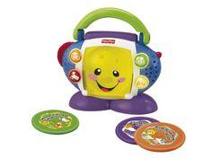 Fisher Price – P2671 – Jeu éducatif premier âge – Mon Lecteur Rires et Eveil | Your #1 Source for Toys and Games
