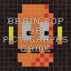 Brain Pop Jr.- Pictographs- Game
