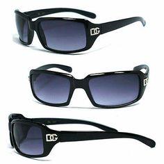 2c9ac2e76d4 DG Women Sunglasses w  Free Pouch - Shaded Black Lens DG159 Uv400 Sunglasses