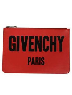 GIVENCHY Givenchy Iconic Print Clutch. #givenchy #bags #leather #clutch #hand bags #