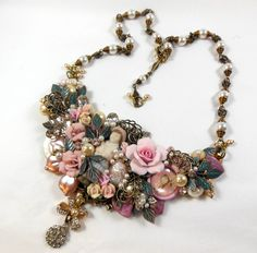 A Doll's Garden by Brenda Sue Lansdowne, bsueboutiques.com