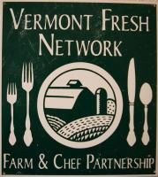 The Red Clover Inn & Restaurant is a Member of the Vermont Fresh Network.