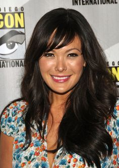 Lindsay Price. Really like this cut and color!