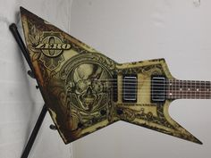 "2013 Dean DAVE MUSTAINE ZERO ""IN DETH WE TRUST"""