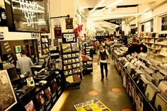 London Record Store http://www.roughtrade.com/