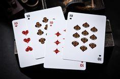 The Secret Playing Cards by Chamber of Wonder — Kickstarter