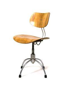 Eiermann Schreibtischstuhl