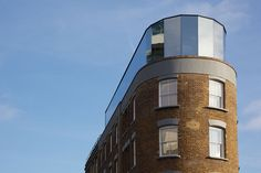 Refurbishment and Extension, mixed-use building, Pentonville Road, London, HÛT