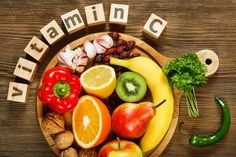 Since our bodies cannot naturally synthesize Vitamin C, it is important that we eat a diet rich in Vitamin C or take a supplement to provide the essential nutrient. #HeartHealth #VitaminC #HealthyIngredients #NaturalSupplements #EssentialVitamins