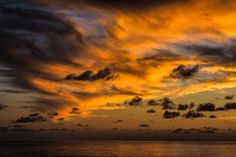 Photo Caribbean Sunset (2) by Dirk Seifert on 500px