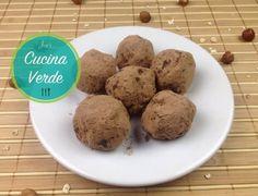 Energiekugeln mit Kakao - Rezept von Joes Cucina Verde Snacks, Muffin, Sugar, Cookies, Breakfast, Desserts, Balls, Fitness, Youtube