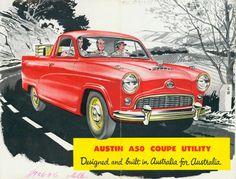a50 coupe utility