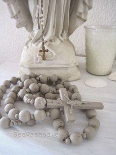 Seawashed Studio: Seawashed Rosaries