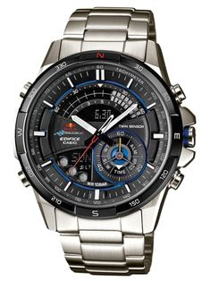 CASIO EDIFICE RED BULL RACING | ERA-200RB-1AER