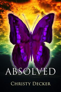 Absolved by Christy Decker  Paperback: $11.99 eBook: $3.99  If only Stacey could go back...  Back to her childhood. Back to her innocence. Back to the happiness she knew before he left . . . before her pain led her to make a soul-shattering mistake.  Knowing she cannot go back, she moves forward, harboring a secret that haunts her and leaves her with an immeasurable weight of regret and guilt.  Her past threatens to destroy her.  Can she possibly move on and be a whole person again?