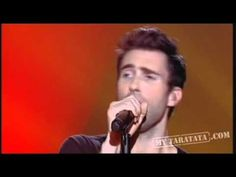 Maroon 5 - Let's Stay Together (Al Green cover) live on french TV, via YouTube.